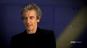 Doctor Who Christmas Closer Look - The Script