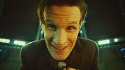 Eleventh Doctor Ident Interruptions