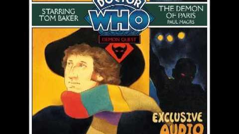 Doctor Who Demon Quest 2 The Demon of Paris Unabridged