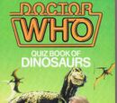 Doctor Who Quiz Book of Dinosaurs