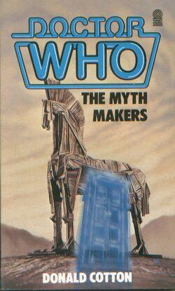 Myth Makers novel