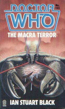 Macra Terror novel