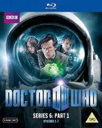 DW S6 P1 2011 Blu-ray UK