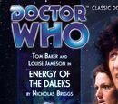 Energy of the Daleks (audio story)