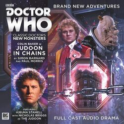 Judoon in Chains
