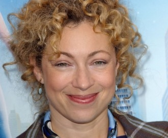 Alex Kingston audiobook