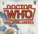 The Highlanders (novelisation)