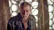 War Doctor in his TARDIS