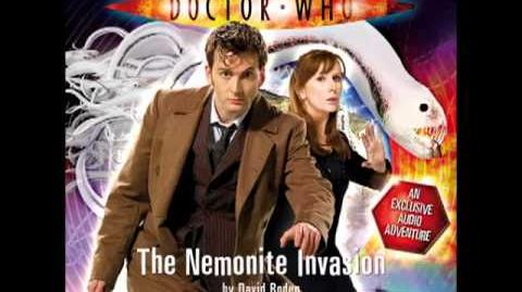Doctor Who The Nemonite Invasion