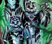 Slitheen Cyberman