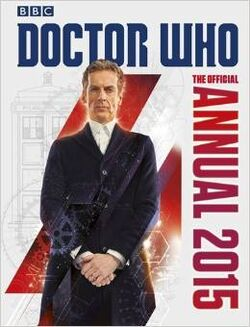 Doctor Who The Official Annual 2015