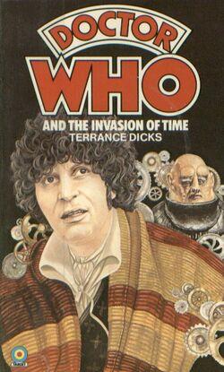 Invasion of Time novel