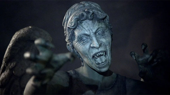 Image result for weeping angels