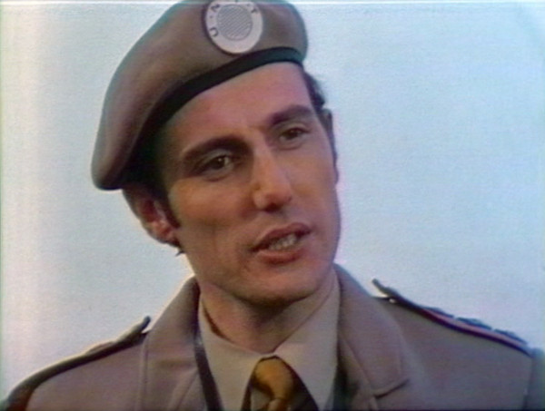 Captain Hawkins - Paul Darrow