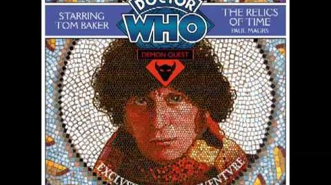 Doctor Who Demon Quest 1 The Relics of Time Unabridged