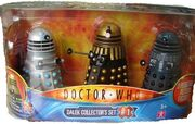 Dalek Collectors Set - 1