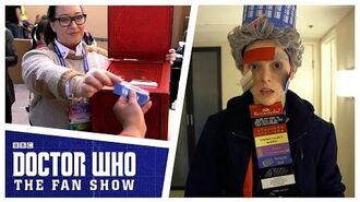 What Are Ribbons At Gallifrey One? - Doctor Who The Fan Show