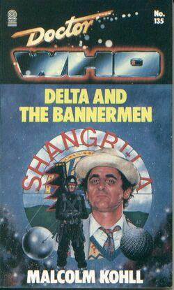 Delta and the Bannermen novel