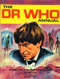 DrWho annual1968