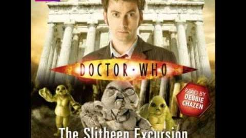 Doctor Who The Slitheen Excursion Audio Sample