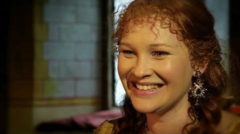 Joanna Page as Elizabeth I - The Day of the Doctor - Doctor Who 50th Anniversary - BBC One