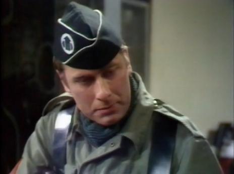 Platoon Under Leader Benton