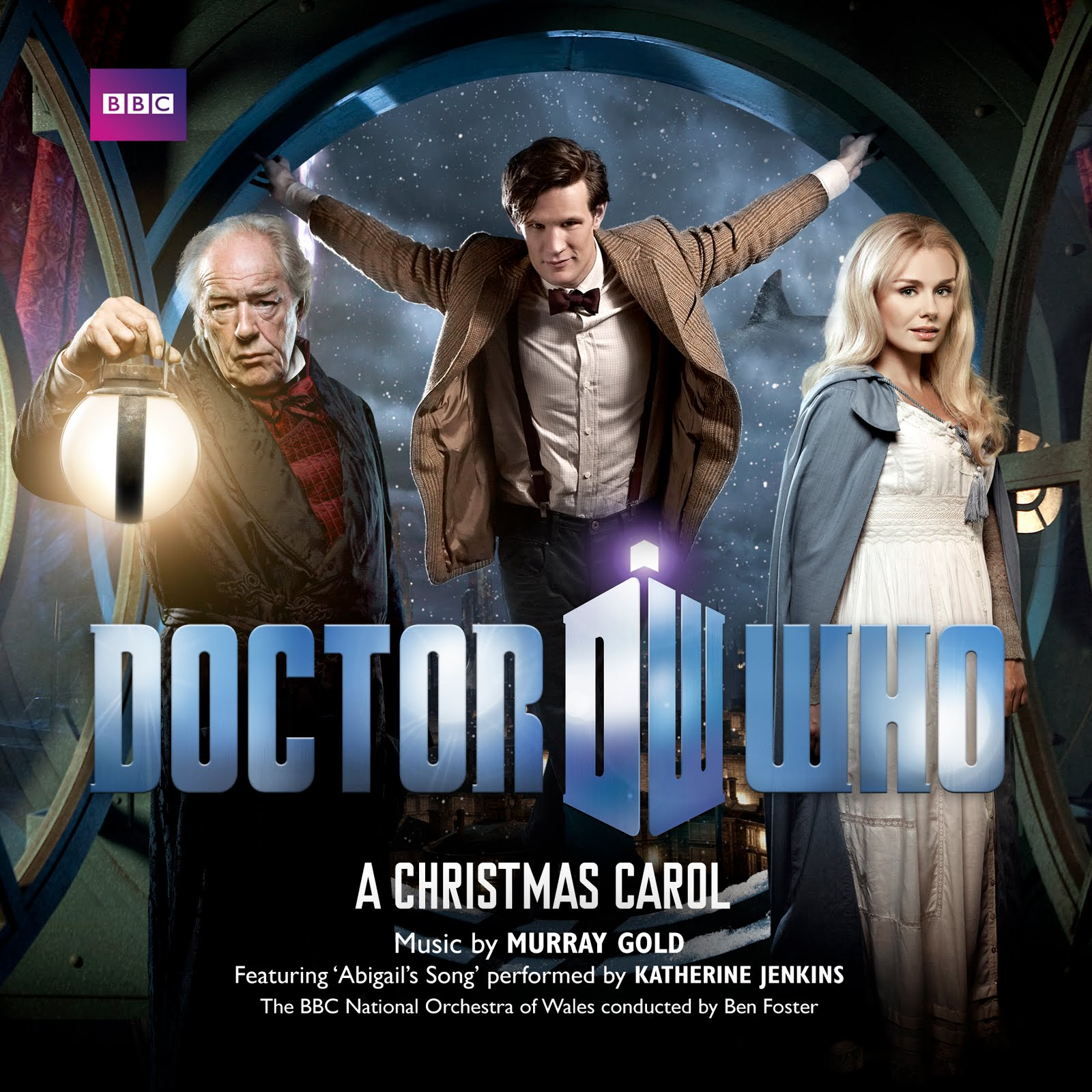 Doctor Who A Christmas Carol Soundtrack Cover HD