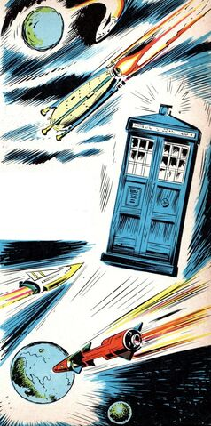 File:Only a Matter of Time TARDIS and many shuttles.jpg