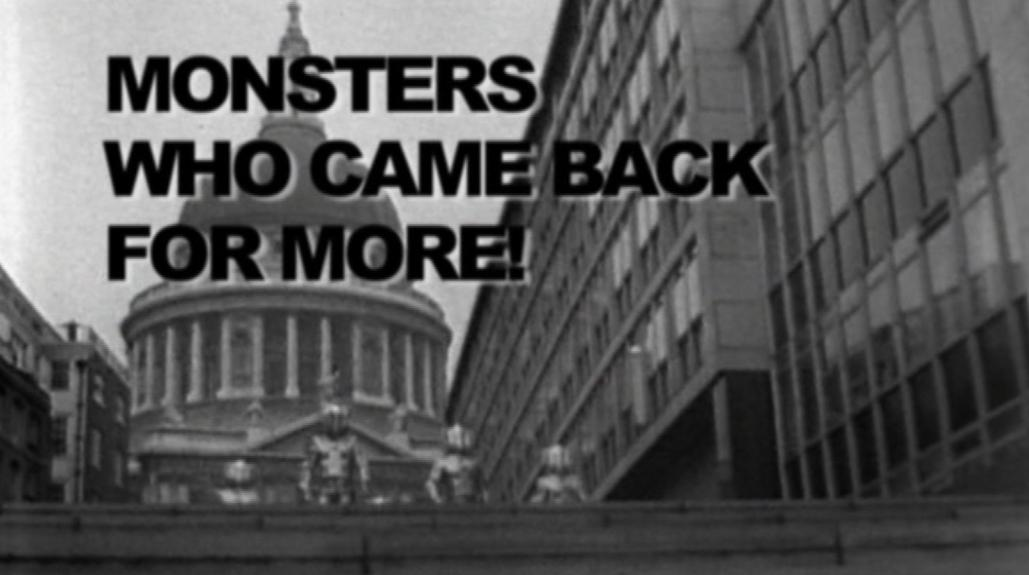 Monsters Who Came Back For More!