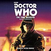The Time Meddler novelisation audiobook cover