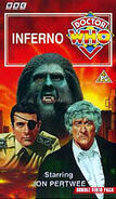 Inferno VHS UK cover