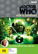 Four to Doomsday DVD Australian cover