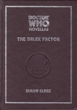 The Dalek Factor Deluxe