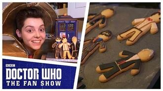 How To Make Doctor Who Cookies - Doctor Who The Fan Show