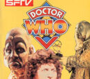 Doctor Who video covers/VHS Japanese covers