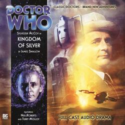 Kingdom of Silver cover