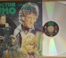 Doctor Who Laserdisc covers