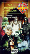 The Monster of Peladon VHS US cover