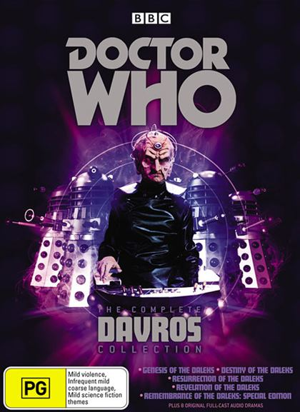 Davros Collection
