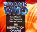 The Resurrection of Mars (audio story)