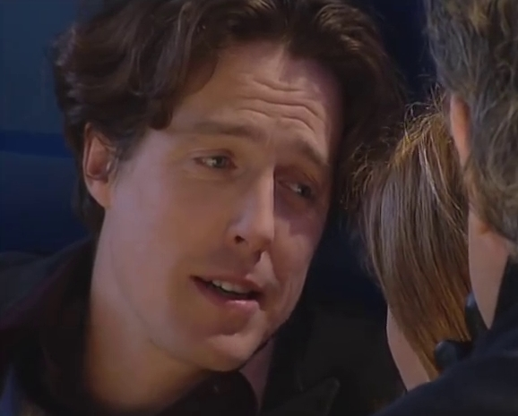Hugh Grant 12th Doctor