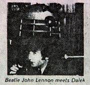 Dalek John Lennon