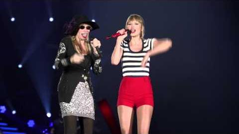 Taylor Swift and Carly Simon You're So Vain
