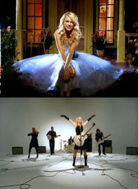 Taylor Swift - Our Song music video.JPG