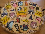 Pretty-Pokemon-Cookies-Pikachu