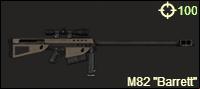 M82 Barrett New