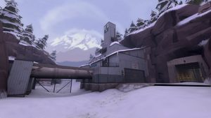 Coldfront looking at the BLU base TF2