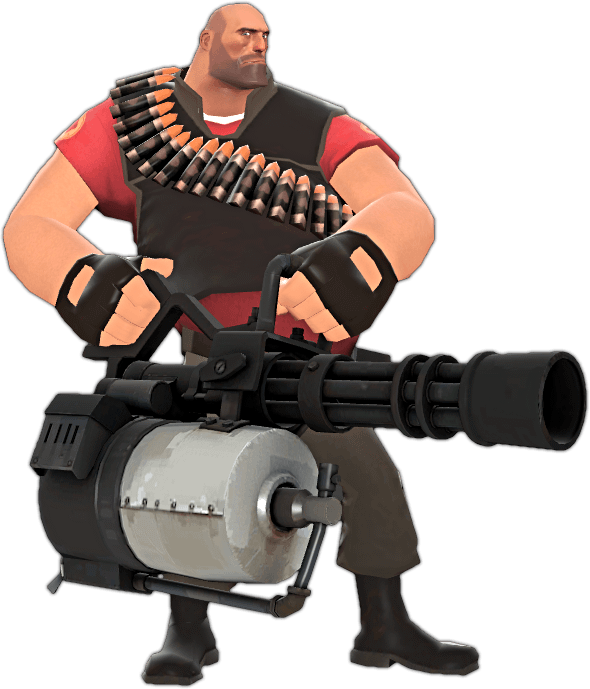 meet the team fortress wiki heavy