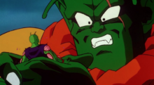 Piccolo rips his ears off