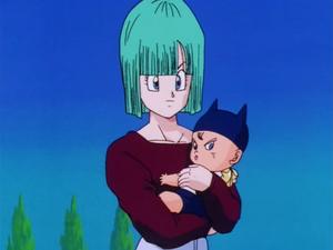 Bulma&BabyTrunks